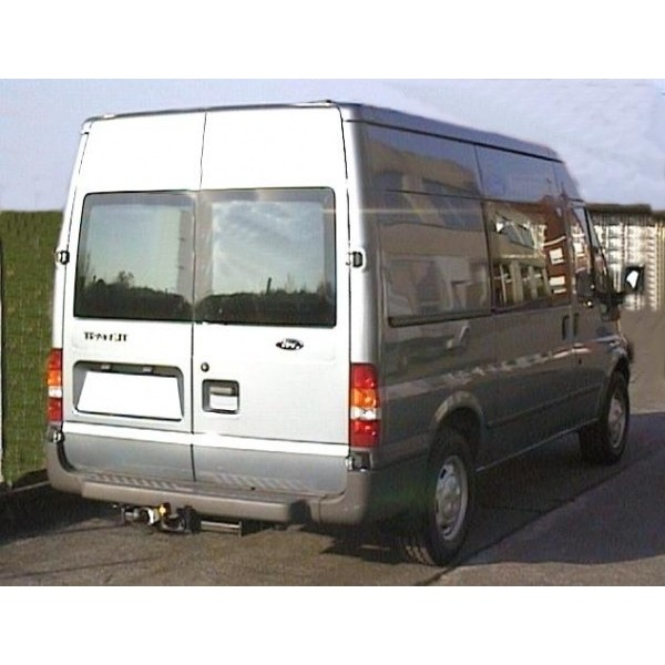 attelage ford transit 2000 avec et sans marche pied rotule equerre attache remorque gdw. Black Bedroom Furniture Sets. Home Design Ideas