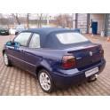 ATTELAGE VOLKSWAGEN Golf 4 Cabriolet 1999-2002 - Col de cygne - attache remorque GDW-BOISNIER