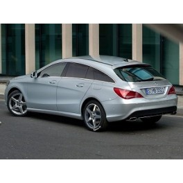 ATTELAGE MERCEDES CLA SHOTING BREAK AMG-LINE 2015- - (C224) - RDSO demontable sans outil - attache remorque GDW-BOISNIER