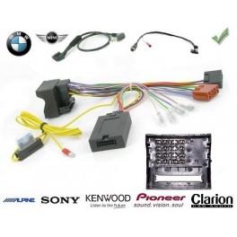 COMMANDE VOLANT BMW SERIE 7 2001- (E65) - Pour SONY complet avec interface specifique