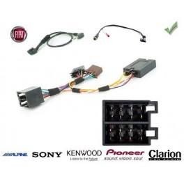 COMMANDE VOLANT FIAT BRAVO 2011- - Pour Pioneer complet avec interface specifique