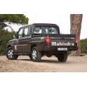 ATTELAGE MAHINDRA GOA PICK UP 2007- - Rotule equerre - attache remorque GDW-BOISNIER