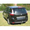 ATTELAGE RENAULT GRAND SCENIC III 2009-  (chassis long 2770mm) - Col de cygne - attache remorque GDW-BOISNIER