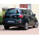 ATTELAGE FIAT 500L LIVING 10/2013-07/2017- RDSO demontable sans outil - attache remorque GDW-BOISNIER