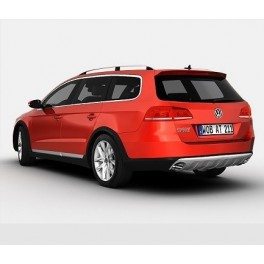 ATTELAGE Volkswagen Passat Alltrack 10/2013- - RDSO demontable sans outil - attache remorque GDW-BOISNIER