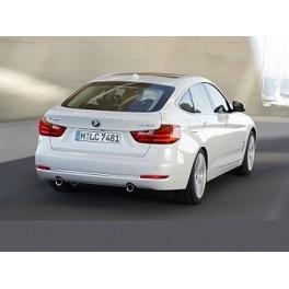 ATTELAGE BMW SERIE 3 GT 2013- ( F34) - Col de cygne - attache remorque GDW-BOISNIER