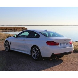 ATTELAGE BMW SERIE 4 COUPE 2013- ( F32) - Col de cygne - attache remorque GDW-BOISNIER
