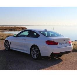 ATTELAGE BMW SERIE 4 COUPE 2013- ( F32) - RDSO demontable sans outil - attache remorque GDW-BOISNIER