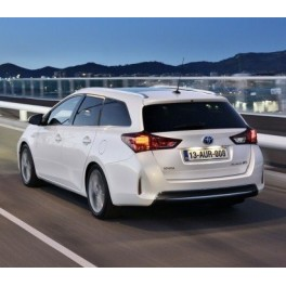 ATTELAGE TOYOTA AURIS BREAK 2013- - (TOURING HYBRID) - RDSOH demontable sans outil - attache remorque GDW BOISNIER