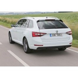 ATTELAGE SKODA SUPERB BREAK 2015- (3V5) - RDSO demontable sans outil - attache remorque GDW-BOISNIER
