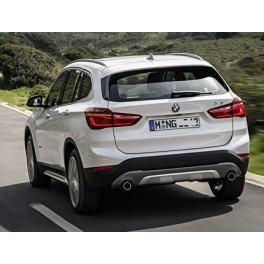 ATTELAGE BMW X1 09/2015- (F48) - Col de cygne - attache remorque GDW-BOISNIER