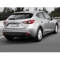 ATTELAGE Mazda 3 2014- (3/5 Portes) - RDSOH demontable sans outil - attache remorque GDW-BOISNIER