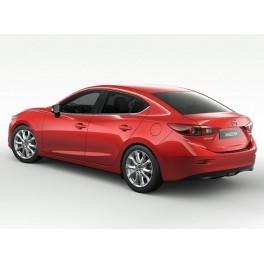 ATTELAGE Mazda 3 2014- (4 Portes) - RDSOH demontable sans outil - attache remorque GDW-BOISNIER