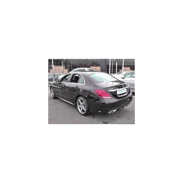 Attelage Mercedes Classe C 2014 W205 Amg Line Rdso
