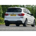 ATTELAGE BMW SERIE 2 GRAN TOURER 2015- (F46) - Col de cygne - attache remorque GDW-BOISNIER