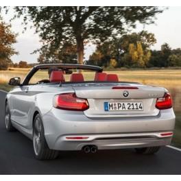 ATTELAGE BMW SERIE 2 CABRIOLET 2015- (F23) - Col de cygne - GDW-BOISNIER