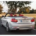 ATTELAGE BMW SERIE 2 CABRIOLET 2015- (F23) - RDSOH demontable sans outil - GDW-BOISNIER