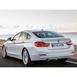 ATTELAGE BMW SERIE 4 GRAN COUPE 2014- ( F36) - Col de cygne - attache remorque GDW-BOISNIER