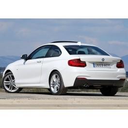 ATTELAGE BMW SERIE 2 COUPE 2014- (F22) - Col de cygne - attache remorque GDW-BOISNIER