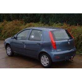 ATTELAGE FIAT Punto 1999-2005 (3/5 Portes ) - RDSOH demontable sans outil - attache remorque GDW-BOISNIER