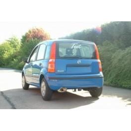 ATTELAGE Fiat Panda 2004-2012 - Col de cygne - attache remorque GDW-BOISNIER