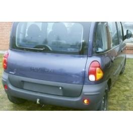 ATTELAGE Fiat Multipla 1999-2004 - RDSOH demontable sans outil - attache remorque GDW-BOISNIER