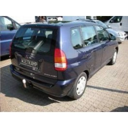 ATTELAGE MITSUBISHI Space star 1998- fabriquant GDW-BOISNIER