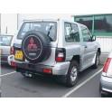 ATTELAGE MITSUBISHI PAJERO 4X4 CABRIO 06/1993-05/2000 - attache remorque ATNOR