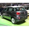 ATTELAGE FIAT 500L 2012- - Col de cygne - attache remorque GDW-BOISNIER
