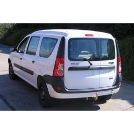ATTELAGE DACIA LOGAN BREAK 01/2007-10/2013 (MCV) - RDSOH demontable sans outil - attache remorque GDW-BOISNIER