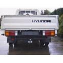 ATTELAGE HYUNDAI H1 2000-2010 - Rotule equerre - attache remorque GDW-BOISNIER