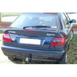ATTELAGE CITROEN Xsara 1997- 2004 ( et Coupe) - RDSOH demontable sans outil - attache remorque GDW-BOISNI