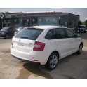 ATTELAGE SKODA RAPID BREAK 2012- - (SPACEBACK) - RDSOH demontable sans outil - attache remorque GDW BOISNIER
