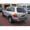 ATTELAGE HYUNDAI SANTAFE 2000-2005 (4WD) - RDSOH demontable sans outil - attache remorque GDW-BOISNIER