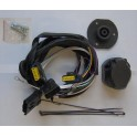 Faisceau specifique attelage PEUGEOT 208 04/2012-11/2019 - 13 Broches montage facile prise attelage