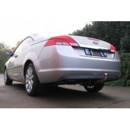 ATTELAGE FORD Focus II CC 2007- (Coupe cabriolet) - RDSOH demontable sans outil - attache remorque GDW-BOISNIE