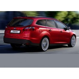 ATTELAGE FORD FOCUS BREAK 2011- - RDSOH demontable sans outil - attache remorque GDW-BOISNIER