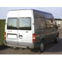 ATTELAGE FORD TRANSIT CHASSIS 2000- (chassis-cabine) - Rotule equerre - attache remorque GDW-BOISNIER