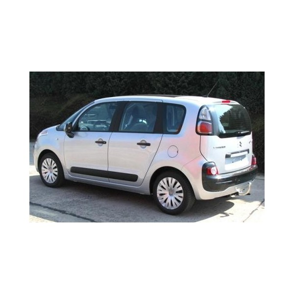 attelage citroen c3 picasso 2009 col de cygne attache remorque gdw boisnier attelage discount. Black Bedroom Furniture Sets. Home Design Ideas