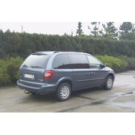 ATTELAGE Chrysler Voyager 2001-2007 (sauf 4x4 et 7 places) - Col de cygne - attache remorque GDW-BOISNIER
