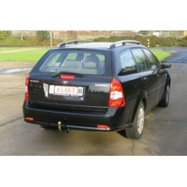 ATTELAGE CHEVROLET Nubira Wagon 10/2004- (break) - RDSOH demontable sans outil - attache remorque GDW-BOISNI