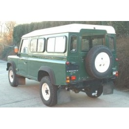 ATTELAGE LAND ROVER Defender 110 LWB (sauf Pick-Up) - attache remorque GDW-BOISNIER