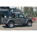 ATTELAGE IVECO Massif Pick-Up - 2008- - Col de cygne - attache remorque ATNOR