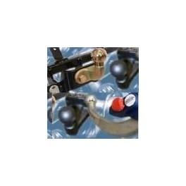 PANACHE DE VISSERIE vis 16x40 12x70 10x50 10x30 8x10 ecr 8 10 12 16 rond 8 10 12 - Accessoires attelages ATNOR