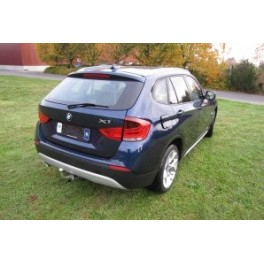 ATTELAGE BMW X1 2009- (E84) - Col de cygne - attache remorque GDW-BOISNIER