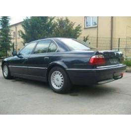 ATTELAGE BMW Serie 7 1994-2002 (E38) - Col de cygne - attache remorque GDW-BOISNIER