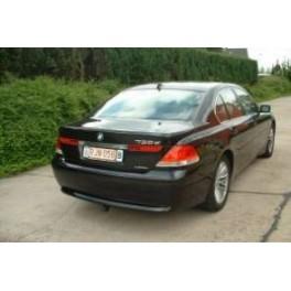 ATTELAGE BMW Serie 7 05/2002-04/2005 (E65) - Col de cygne - attache remorque GDW-BOISNIER