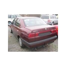 ATTELAGE ALFA 155 - (sauf 2,0L turbo essence) - Col de cygne - attache remorque GDW-BOISNIER