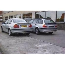 ATTELAGE BMW serie 3 2001-2005 - RDSOH demontable sans outil - attache remorque GDW-BOISNIER