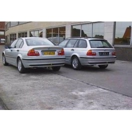 ATTELAGE BMW Serie 3 1998-2005 (E46) - RDSOH demontable sans outil - attache remorque GDW-